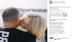 Юрий Ткач тоже опубликовал счастливое фото с женой.