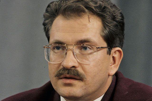 Влад Листьев, 1995 г.