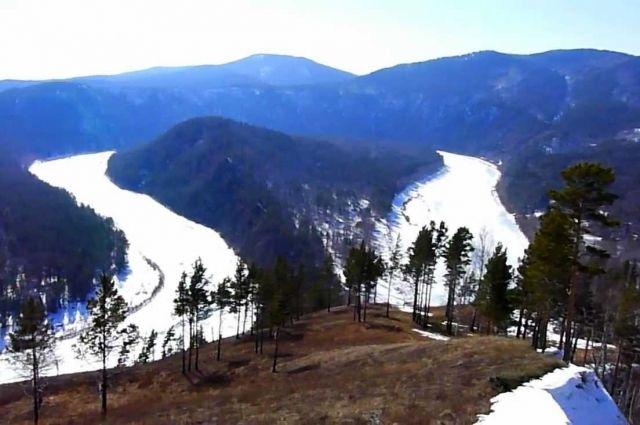 Популярный маршрут выходного дня зимой очень опасен.