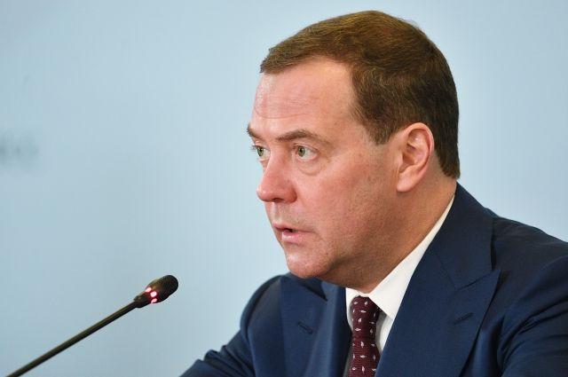 Медведев объявил, что изъятия сверхдоходов убизнеса небудет