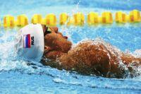 Тобольские спортсмены соревновались в плавании