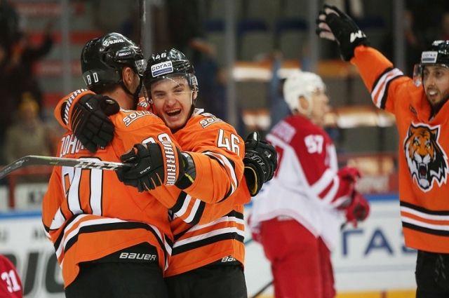 Евгений Киселёв, Никита Камалов и Игорь Руденков – в составе сборной России