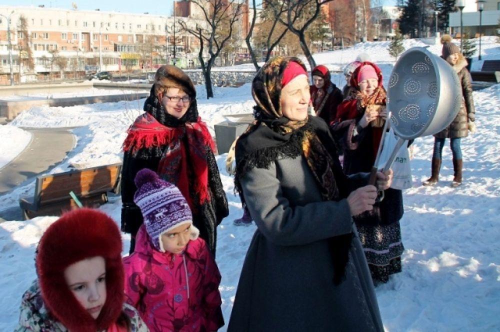 Грамницы всегда символизировали переход от холодной и лютой зимы к жаркому лету.
