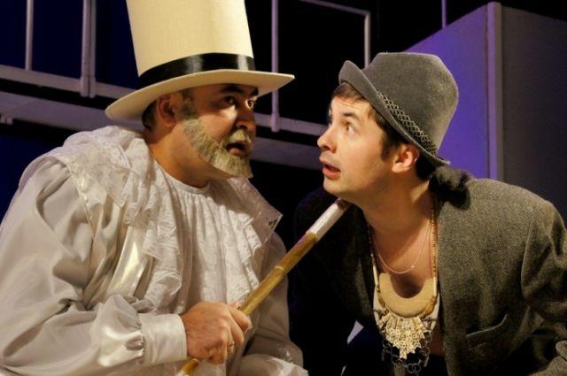 В Оренбурге в татарском драмтеатре пройдёт премьера спектакля по пьесе Мольера.