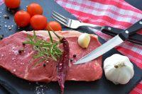 В 5-ти образцах мяса были найдены возбудители сальмонеллеза.