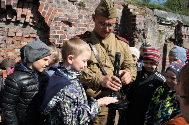 В музее «Форт № 5» отметят 23 февраля