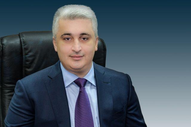 Генеральный директор Кубаньэнерго Александр Гаврилов.