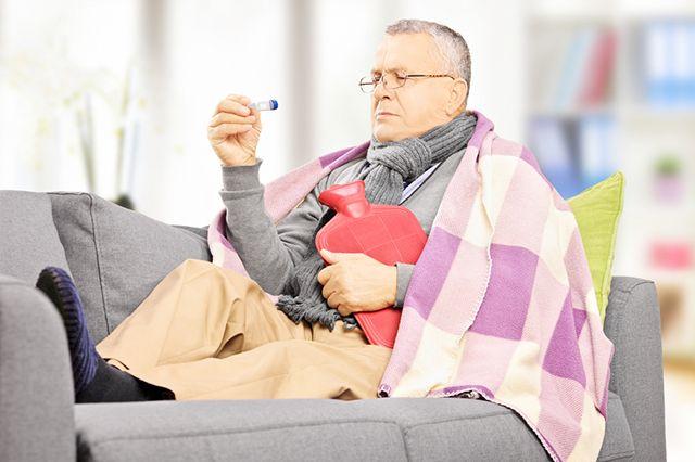 Заболеваемость ОРВИ и гриппом в Хабаровске идет на спад.