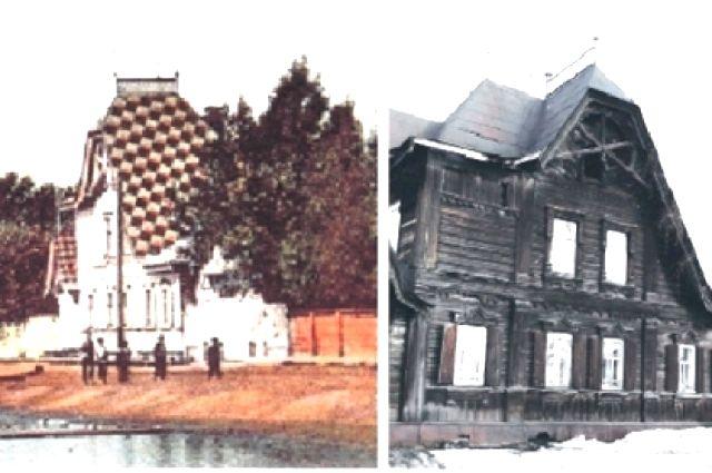 Дом Лесневского - еще один барнаульский памятник архитектуры, состояние которого вызывает тревогу у горожан.