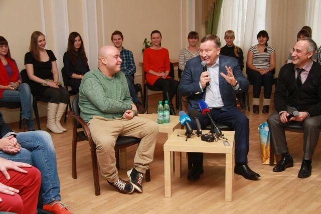 Доминик Джокер и Александр Карлин