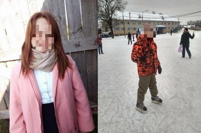 Дети ушли в школу 18 февраля.