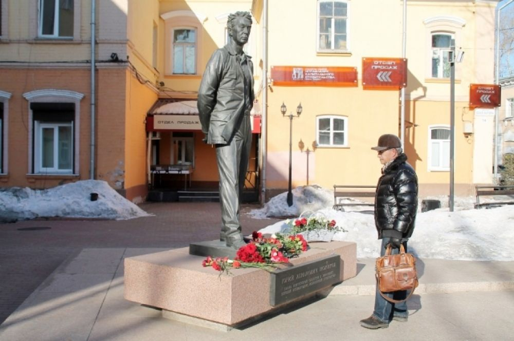 Юрий Абрамович Ножиков – губернатор Иркутской области с 1991 по 1997 год, советник губернатора Иркутской области с 1997 года.