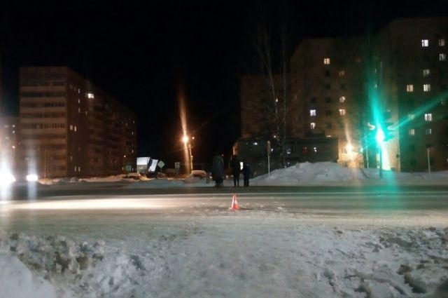 Авария произошла вечером 18 февраля.