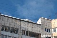 Крышу дома должна чистить управляющая организация.