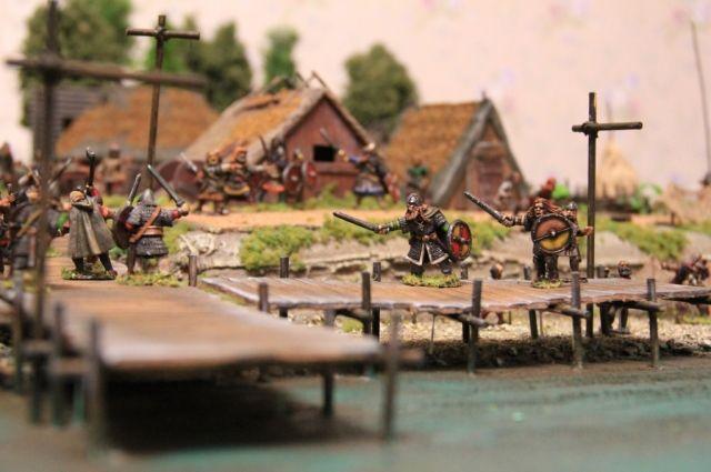 В музее Зеленоградска покажут исторические сражения в миниатюре
