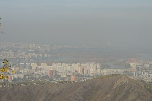 Наличие вредных веществ в воздухе было зафиксировано экологами.