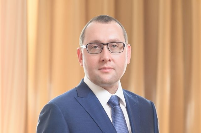 Глава Успенского района Геннадий Бахилин.