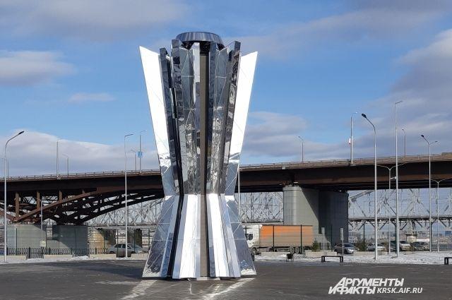 После проведения Универсиады чаша останется в Красноярске.