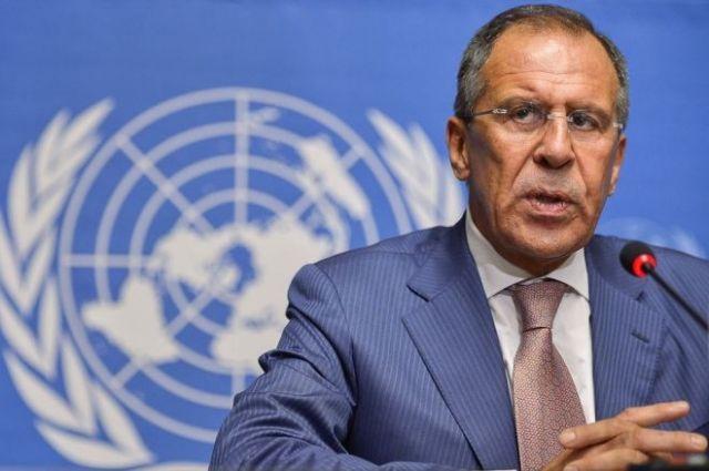 Лавров передал ОБСЕ «безальтернативный план» стабилизации на Донбассе