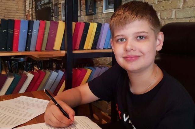 Школьник-вундеркинд из Киева побил рекорд по числу побед на олимпиадах