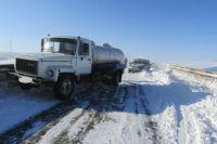 В Ташлинском районе в ДТП с «ГАЗом» погиб пенсионер