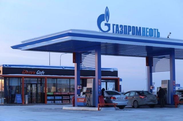 В Тюменской области открылась первая АЗС «Газпромнефть» нового формата