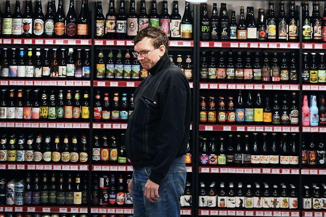 Минимальная цена на алкоголь. Пить будем меньше, но лучше?