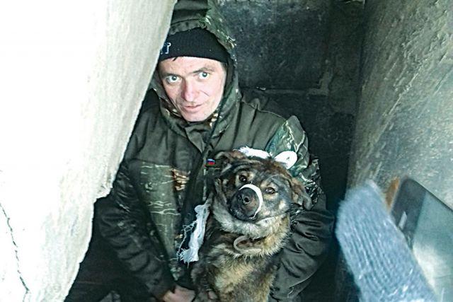 Дато Папуашвили восемь лет спасает животных.