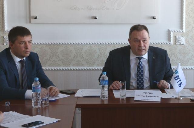Александр Первушин возглавил объединённый бизнес ВТБ в Архангельской области.