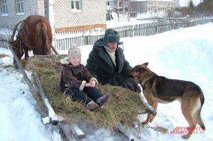 «Зима!.. Крестьянин, торжествуя, на дровнях обновляет путь» – А. С. Пушкин. XXI век.