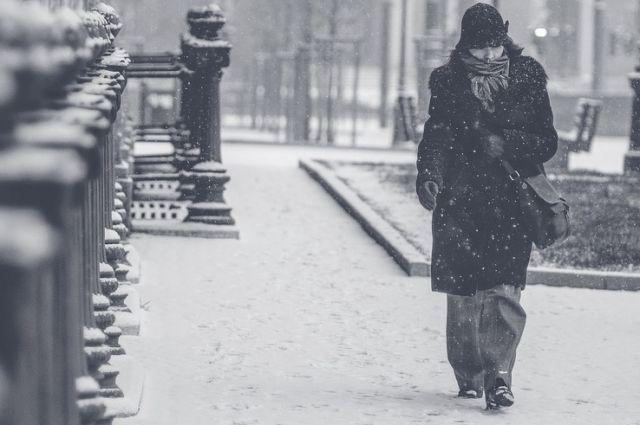 О погоде в Хабаровском крае и ЕАО 21 февраля.