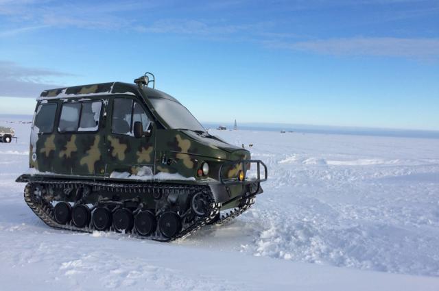 На Ямале в марте стартует первый этап экспедиции «Трансполярная магистраль»