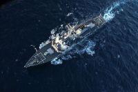 США направили к территориальным водам Украины ракетный эсминец