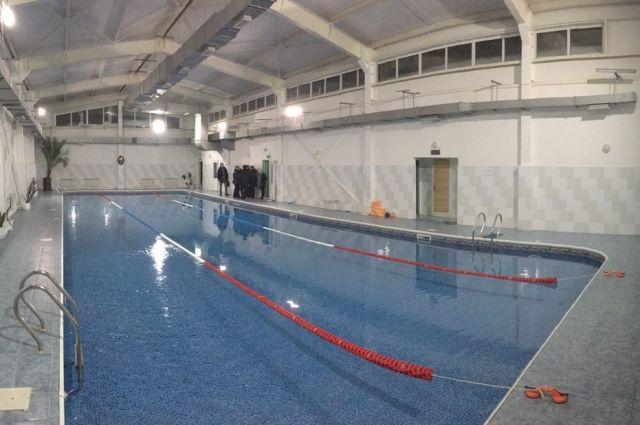 Школьник утонул в бассейне «Синергия», расположенном в городе Чёрмозе