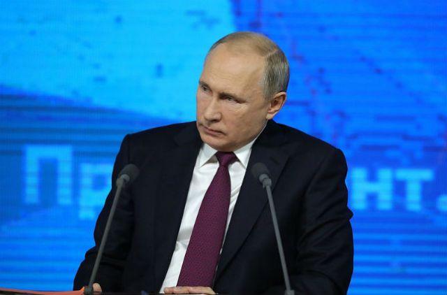 Путин отчитался оразвитии автотрасс ижелезных дорог в Российской Федерации
