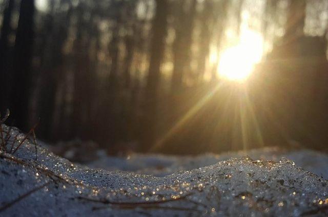 21 февраля в республике ожидается повышение температуры, которая будет сопровождаться порывистым ветром с метелями.