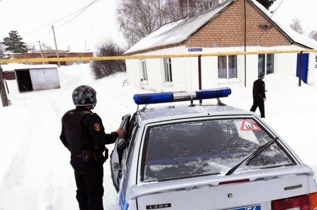 В Матвеевке росгвардейцы спасли сельчанку от бывшего мужа