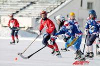 Иркутск принимал чемпионат мира по хоккею с мячом среди мужских команд в 2014 году.