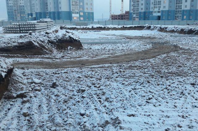Новый детский сад будет располагаться в Ленинском районе города.