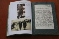 В книгу вошли 56 писем Ольги Александровны