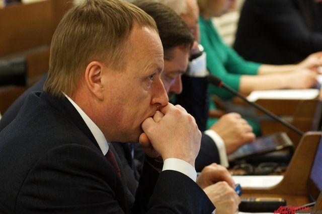 До этого Анатолий Маховиков был полномочным представителем главы региона в Законодательном Собрании.