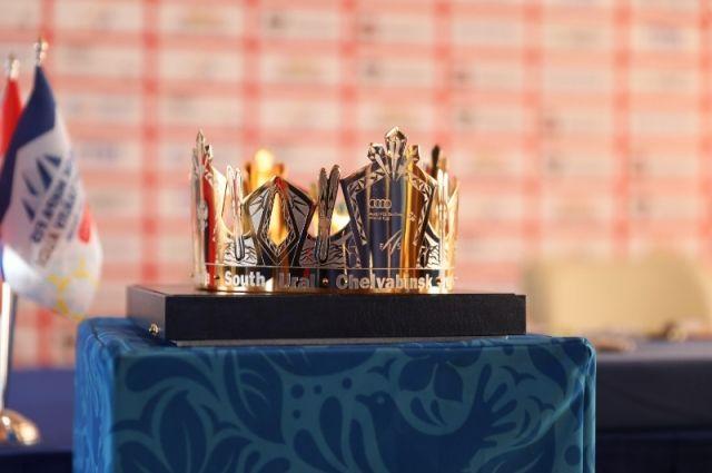 Состоялась презентация корон и наград для победителей Кубка мира