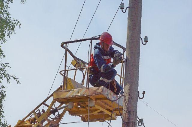 Отключение от электроснабжения - вынужденная мера.