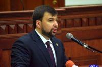 Глава «ДНР» уведомил о готовности вести переговоры с Украиной о мире
