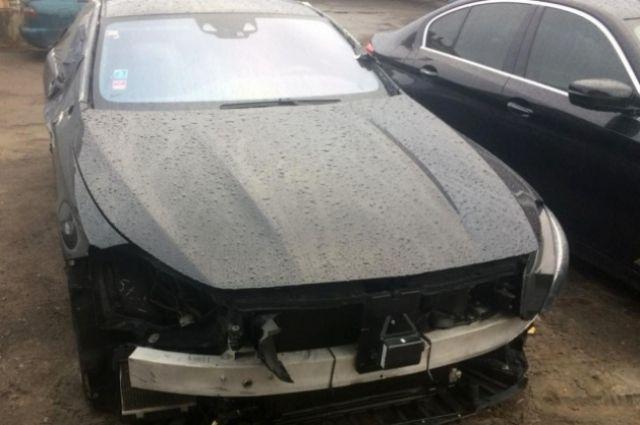В Украину нелегально ввозили элитные автомобили