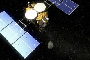 Японский зонд «Хаябуса-2» сел на астероид Рюгу