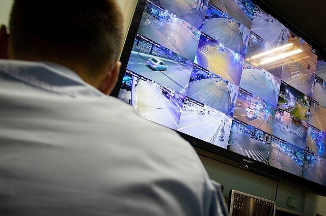 В дежурной части по Калуге за правопорядком следят через систему