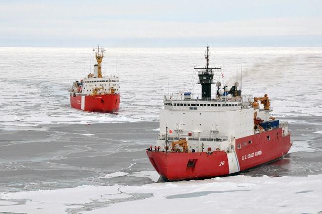 Адмирал США пообещал непозволить РФ  контролировать севморпуть
