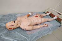 На некоторых роботах нанесено сразу несколько различных ранений