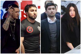 Игорь Ишаев, Карахан Балакеримов, Руслан Шамсуаров и Мара Багдасарян.